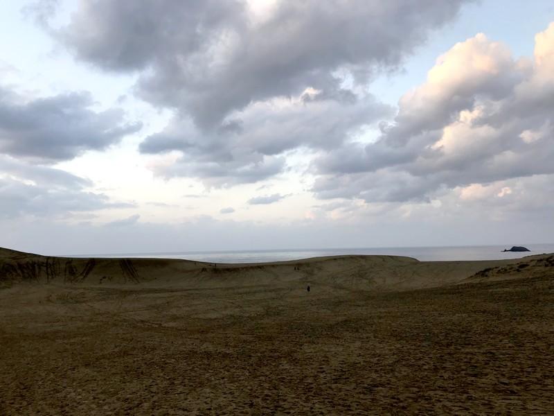 素晴らしきかな鳥取砂丘