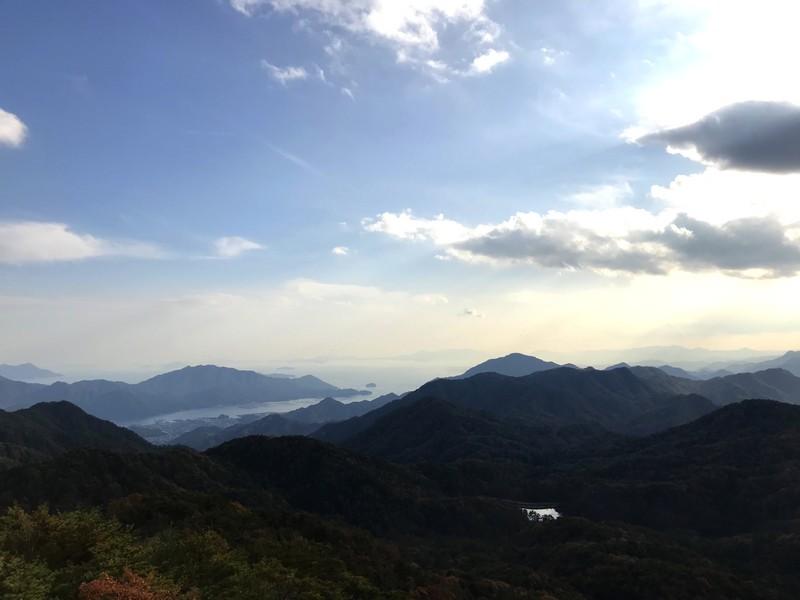 「権現山」登山